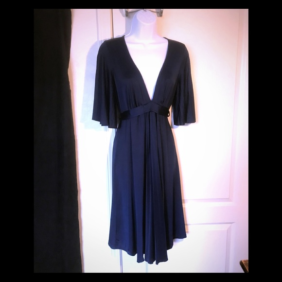 Dresses & Skirts - Australian Designer Wrap Dress Size M/L